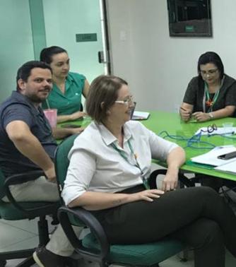 Colaboradores da Unimed Rio Branco participam de Workshop sobre APS.