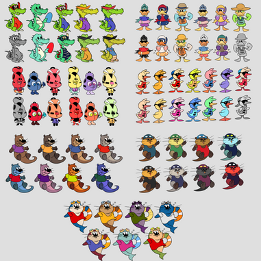 City of Burnaby Mascots Done Small.png