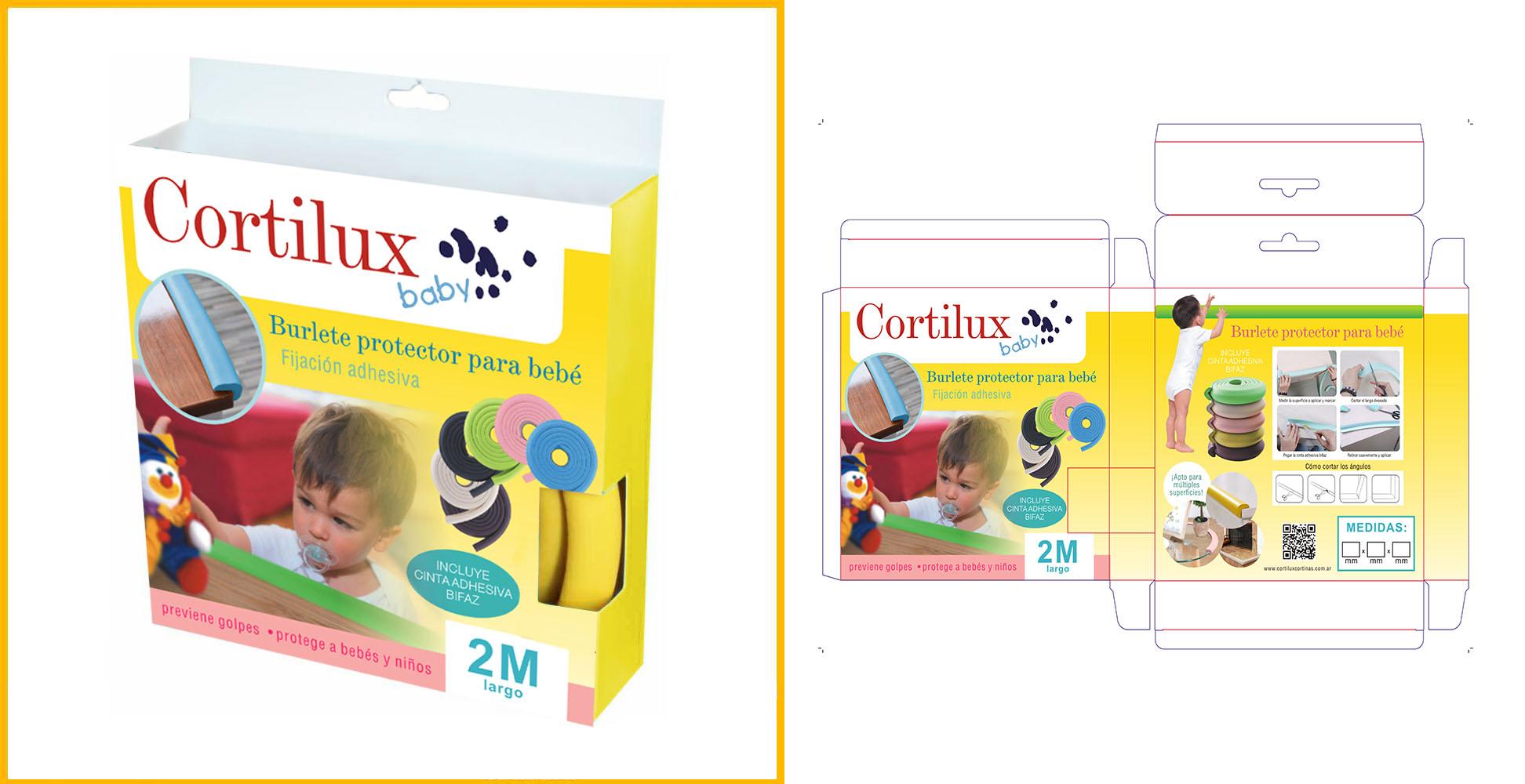 Cortilux Burlete