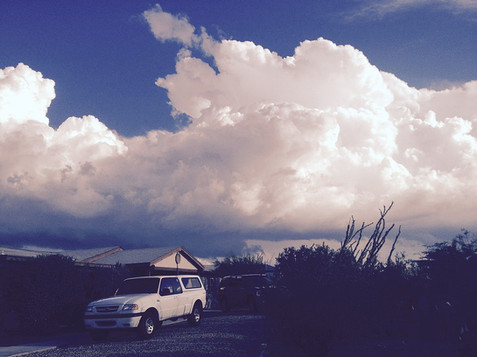 Dreamy Hipster Clouds