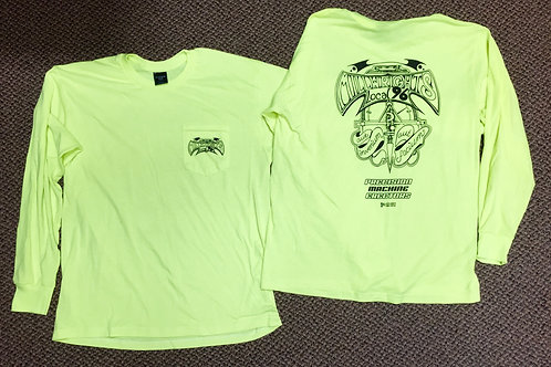 Safety Green Long Sleeve