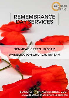 Remembrance 2021 - Denmead.png