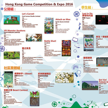 HKGD Game Competition & Expo