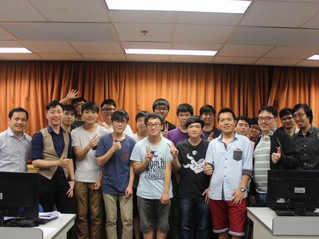 Group Innovative Game Development Camp @ IVE(TY) 2016