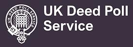 UK Deed Poll Logo