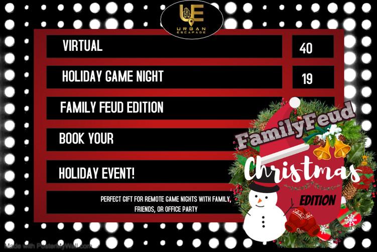 Family Feud Virtual Game