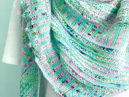 """Breathe And Hope"" Mini-Local Yarn Store Day"