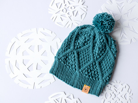 Make a January (February, March...) Hat