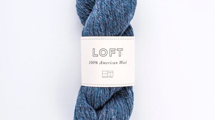 Brooklyn Tweed Loft (T - Z Colors)