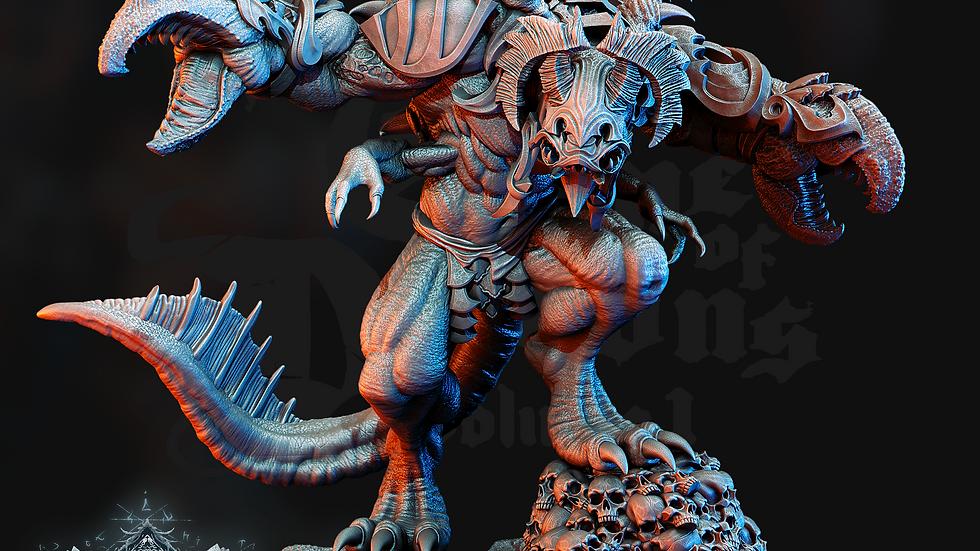 Greater Daemon of Slaanesh proxy Keeper of Secrets
