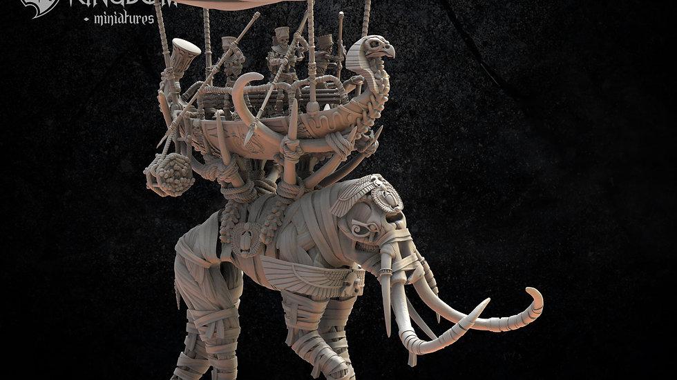 Tomb Kings War Elephant
