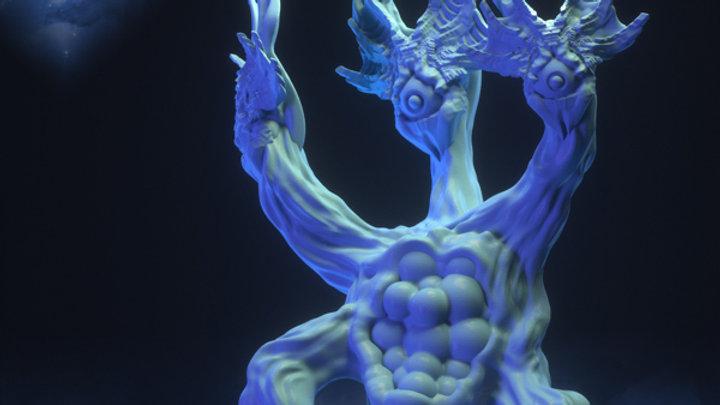 D&D Monster Listener Hydra Voidrealms Minis