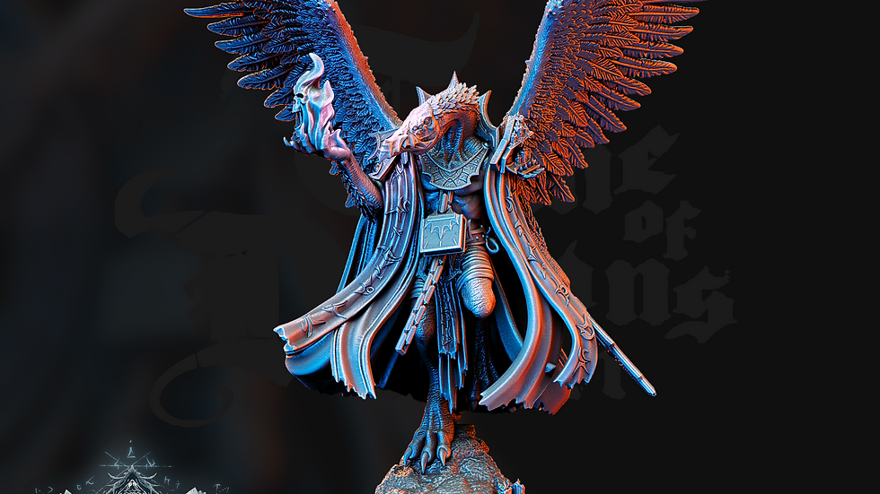 Greater Daemon of Tzeentch proxy Lord of Change