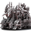 Thumbnail: Magmhorin Ballista Chaos Dwarves Infernal Dwarf Legion of Azgorh, warhammer WFB