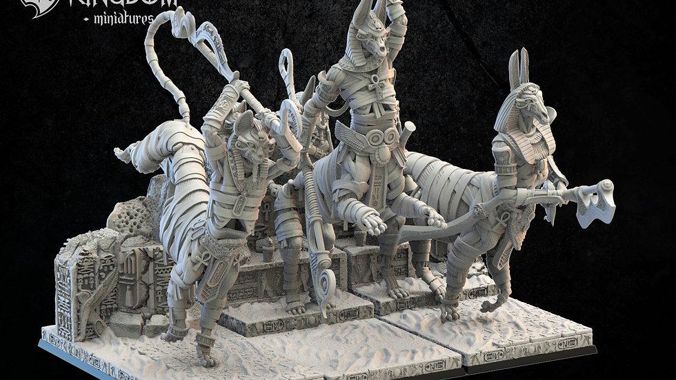 Tomb Kings Tomb Guardians
