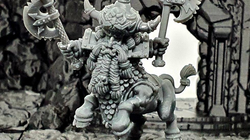 Classic Chaos Dwarf Bull Centaur Hero