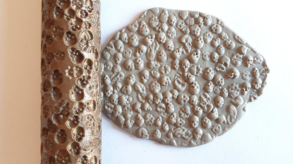 Textured base rollers - Bones