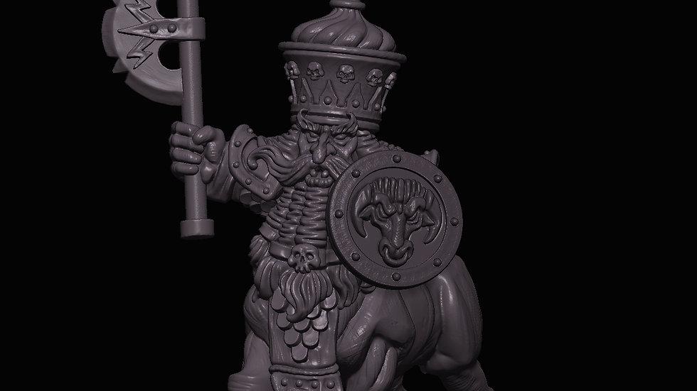 Classic Chaos Dwarf Bull Centaur