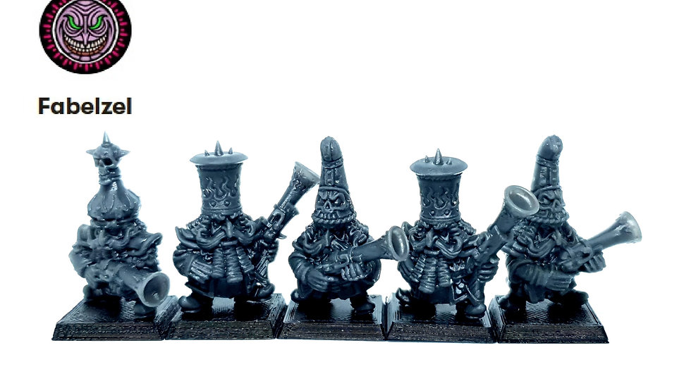 Classic Chaos Dwarf Blunderbuss