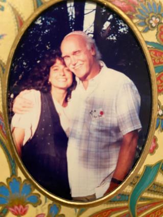 The Richard Alpert in Ram Dass