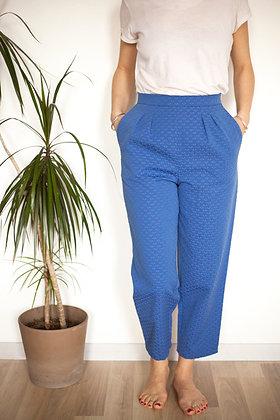 Pantalon Sublime bleu roi