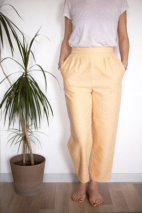 pantalon Sublime jaune relief
