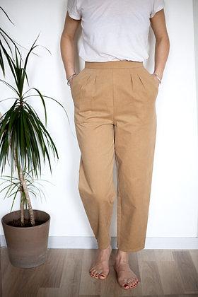 Pantalon Sublime camel