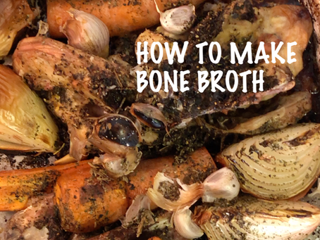 Still don't know what BONE BROTH is?