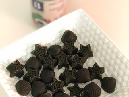 Peppermint Greens Chocolates