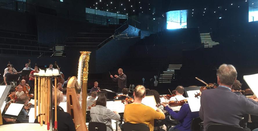 Helsinki Philharmonic Orchestra Masterclass