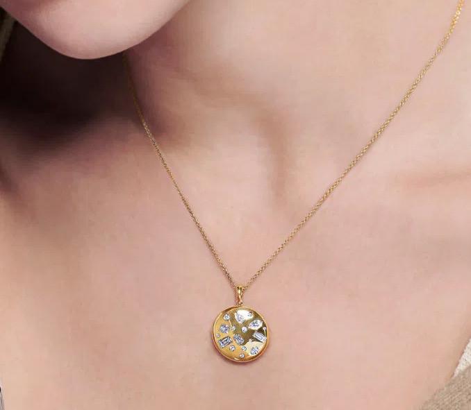Kwiat Cobblestone Pendant