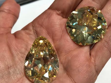 Fabulous Five - Five Exceptional Diamonds!