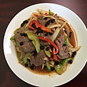 #44  Stir Fried Black Bean