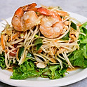 #3 Thai Green Papaya Salad (Som Tam)