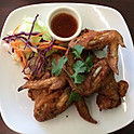 #11 Chicken Wings (4 pcs)