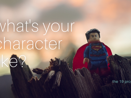 What's Your Character Like?