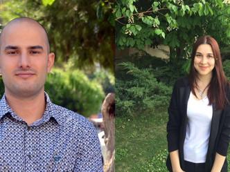 Kurtlab graduate students win prestigious fellowships!