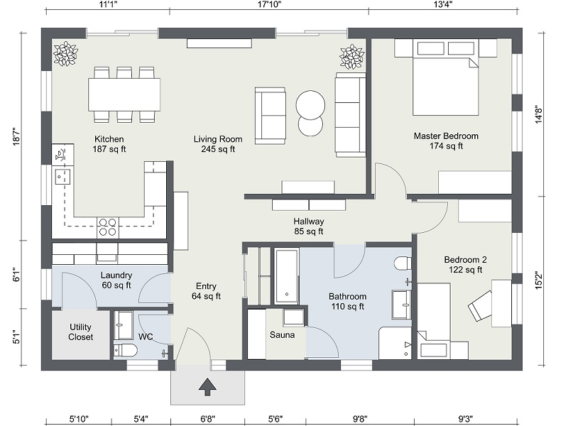 RoomSketcher-2D-Floor-Plan