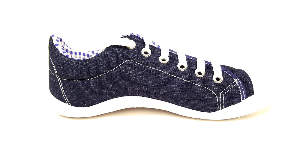 Tênis Feminino Tayla- Jeans