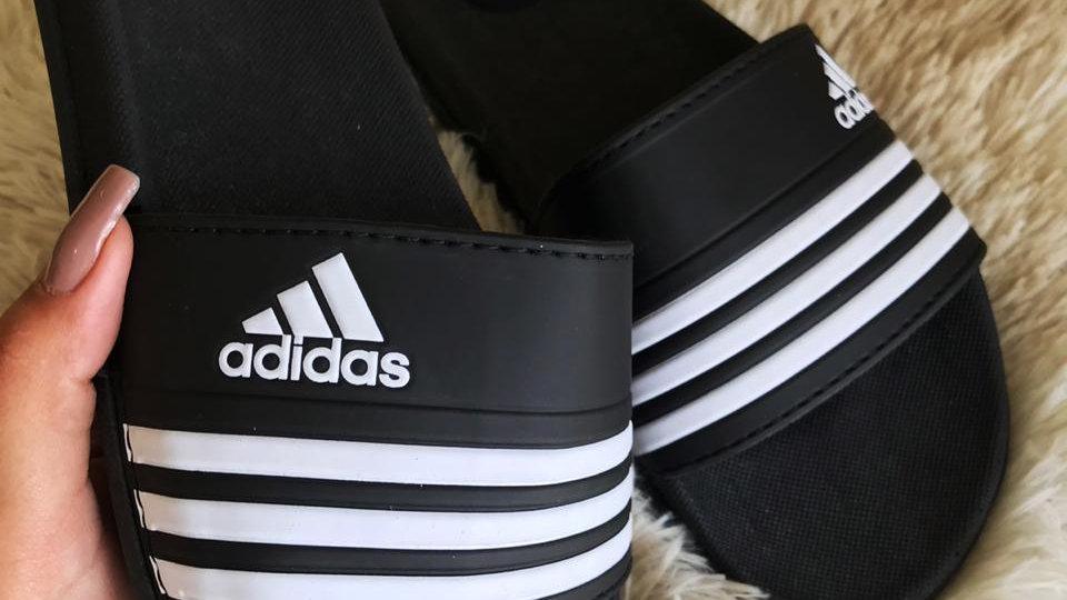 Chinelo Slide Feminino Adidas