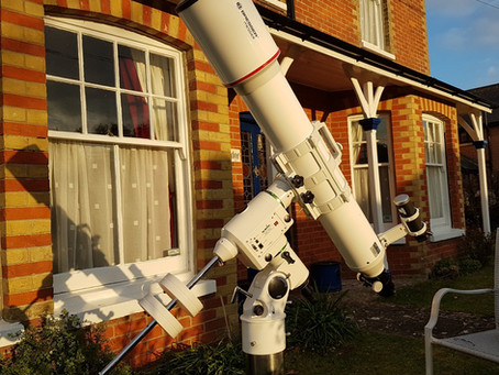 Astronomy at Ruskin Lodge