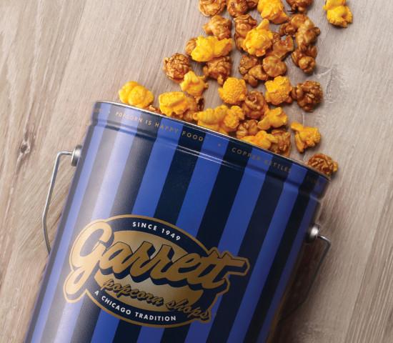 Garett Popcorn Shops
