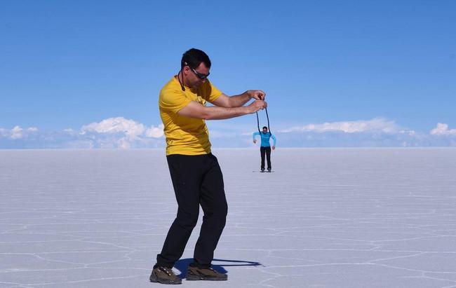 Salar de Uyuni, Bolivia 2015