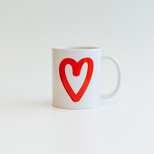 Keramický pohár na kávu