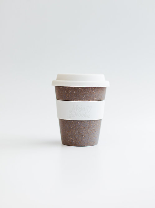 Keep cup WHITE