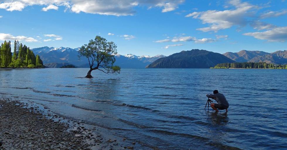 Lake Wanaka, New Zealand 2017