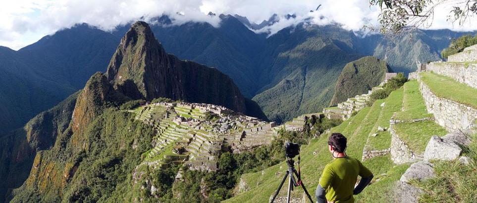 Machu Picchu, Peru 2015