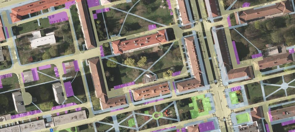 Mapovanie polohy elektrických stĺpov