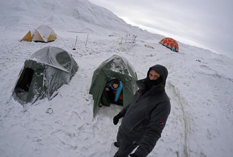Point 660, Greenland 2017
