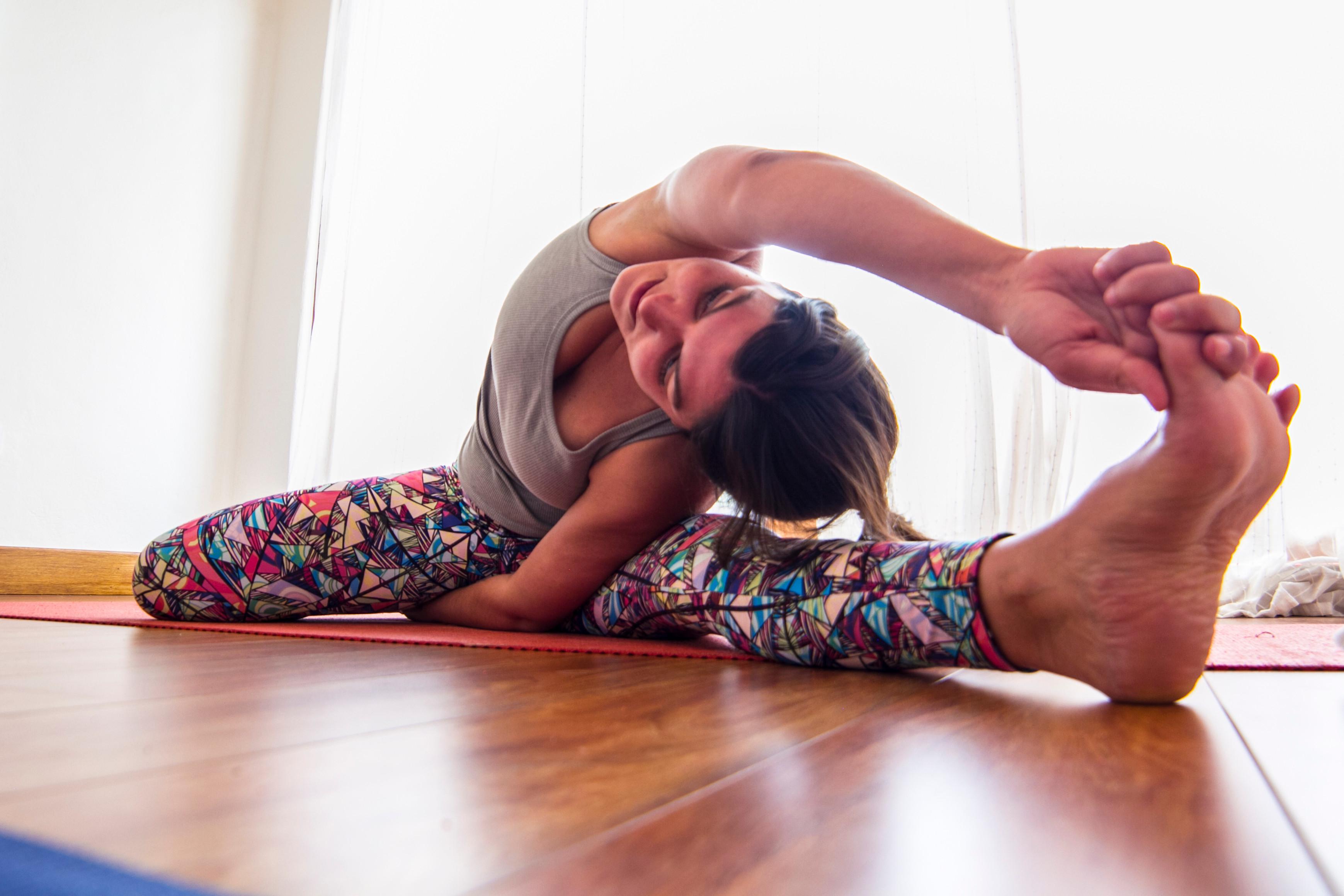 Yoga En línea ilimitado